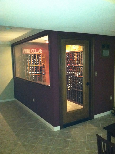 Wine Celler Northern Virginia