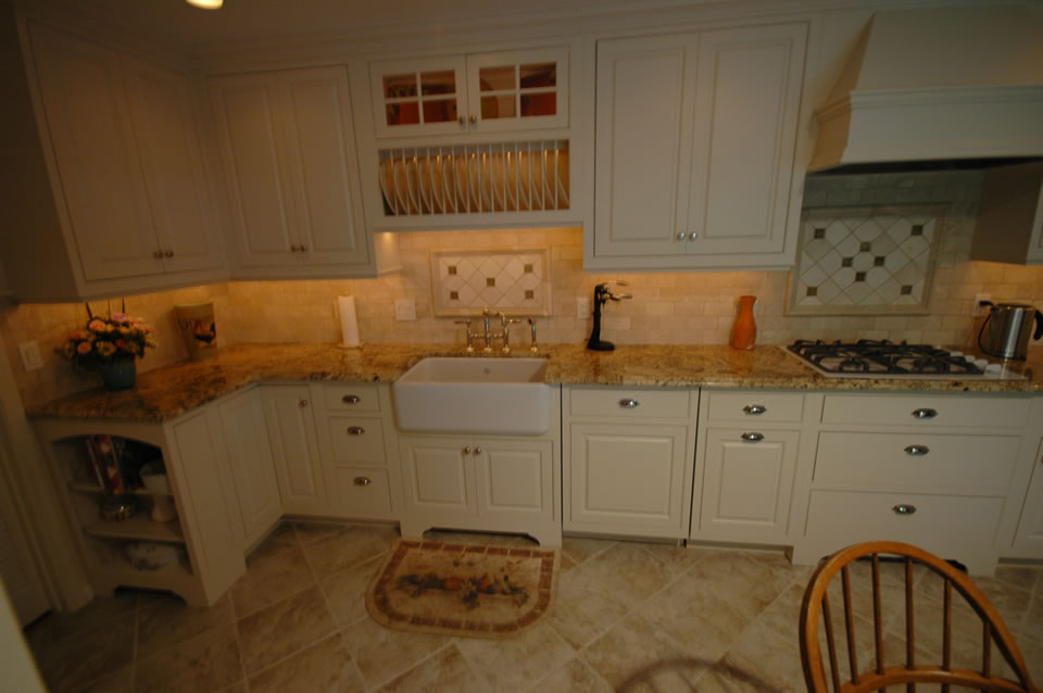 Custom Home Kitchen Remodeling Virginia