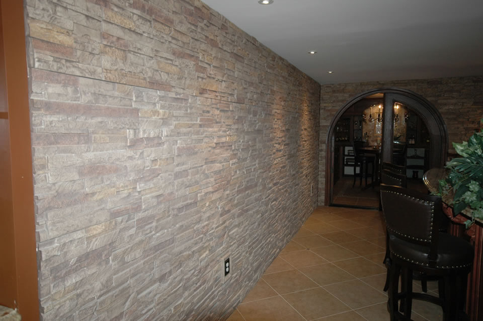 Home Improvement - Stone Walls